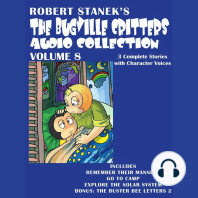 The Bugville Critters Audio Collection, Volume 8