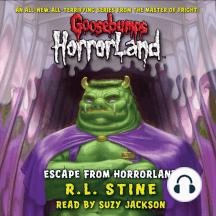Goosebumps HorrorLand: Escape from HorrorLand