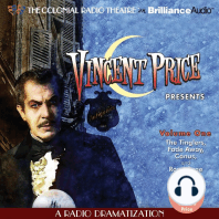 Vincent Price Presents - Volume One