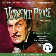 Vincent Price Presents - Volume Four