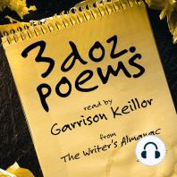 3 Dozen Poems