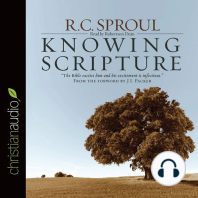 Knowing Scripture