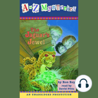 A to Z Mysteries, Book 10