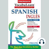 Spanish/English Level 3