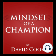 Mindset of a Champion