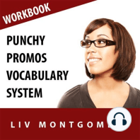 Punchy Promos Vocabulary System