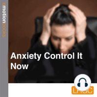 Anxiety Control it Now