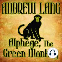 Alphege, the Green Monkey