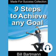 9 Steps to Achieve Any Goal
