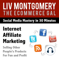 Internet Affiliate Marketing