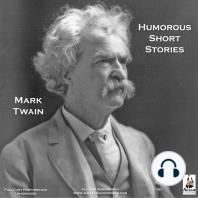 The Humorous Short Stories of Mark Twain