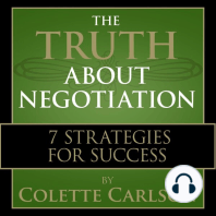 The Truth About Negotiation: 7 Strategies for Success