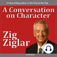 A Conversation on Character