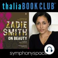 On Beauty with Author Zadie Smith