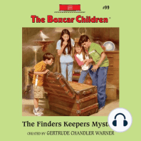 The Finders Keepers Mystery