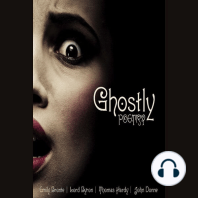 Ghostly Poetry: Poetry to Send a Tingle Down Your Spine