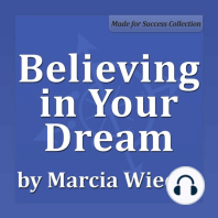 Believing in Your Dream