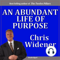 An Abundant Life of Purpose