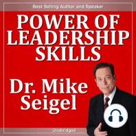 Power of Leadership Skills