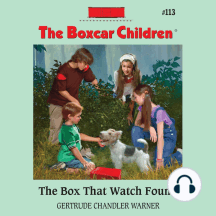 The Box That Watch Found: The Boxcar Children Mysteries, Book 113