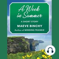 A Week in Summer