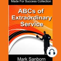 ABCs of Extraordinary Service