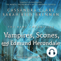 The Vampires, Scones, and Edmund Herondale