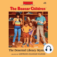 The Deserted Library Mystery