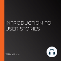 Introduction to User Stories