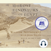 The Lost Dinosaurs of Egypt