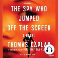 The Spy Who Jumped Off the Screen