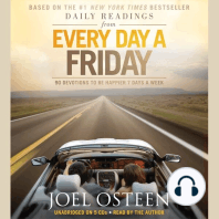 Daily Readings from Every Day a Friday