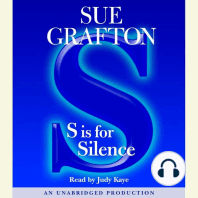 S Is For Silence