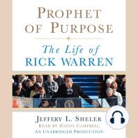 Prophet of Purpose