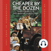 Cheaper By the Dozen