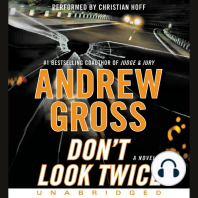 Don't Look Twice: A Novel