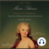Marie Thérèse, Child of Terror