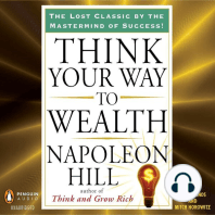 Think Your Way to Wealth