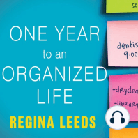 One Year to an Organized Life