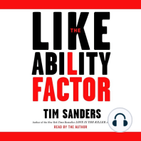 The Likeability Factor