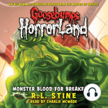 Goosebumps HorrorLand: Monster Blood for Breakfast!