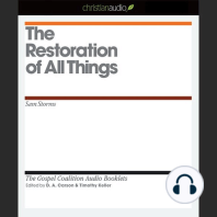 The Restoration of All Things