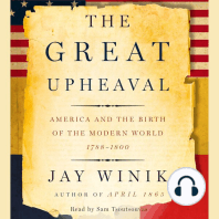 The Great Upheaval