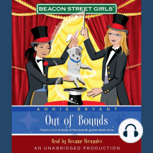 Beacon Street Girls #4: Out of Bounds