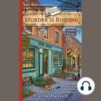 Murder Is Binding