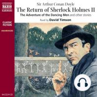 The Return of Sherlock Holmes – Volume II