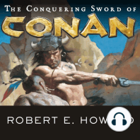 The Conquering Sword of Conan