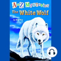 A to Z Mysteries, Book 23: The White Wolf