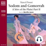 Sodom and Gomorrah – Part II