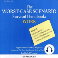 Work: The Worst-Case Scenario Survival Handbook: How To: Disguise a Tattoo, Deal with a Nightmare Boss, and more!